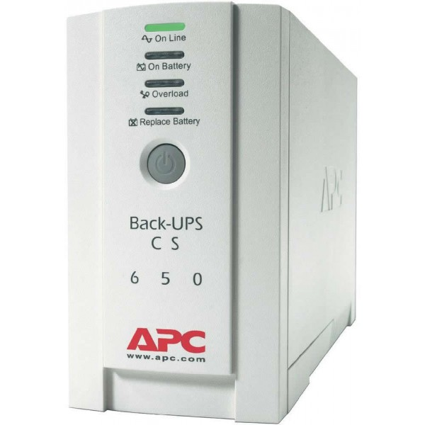 APC BackUPS BK650EI