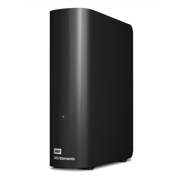 WD Elements Desktop 8TB/WDBWLG0080HBK-EESN