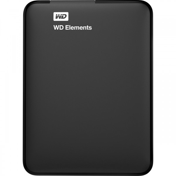 WD Elements Portable 5TB/WDBU6Y0050BBK-EESN
