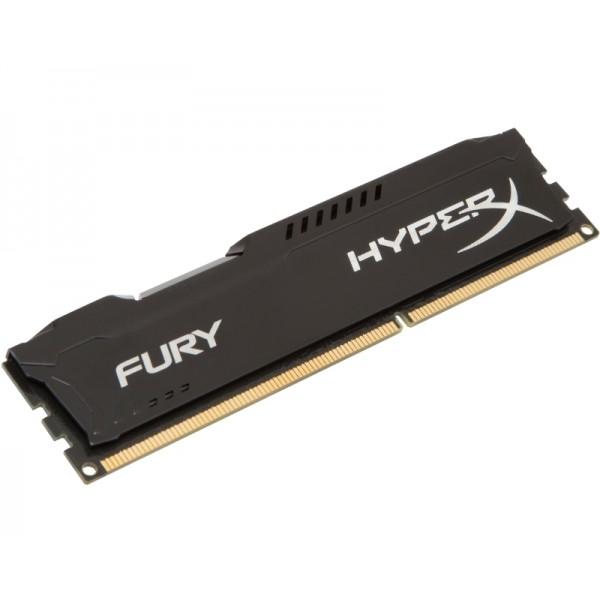Kingston HX 4GB DDR3 1866MHz CL10 (HX318C10FB/4) HyperX Fury Black