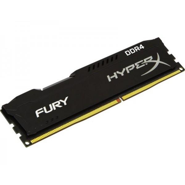 Kingston HX 16GB DDR4 2400MHz CL15 (HX424C15FB/16) HyperX Fury Black